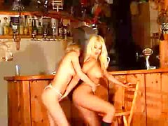 Hot bargirls in action 1