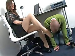 Worshipping in the office
