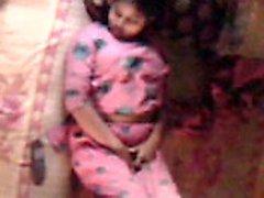 Бангладешского Bhabhi жар