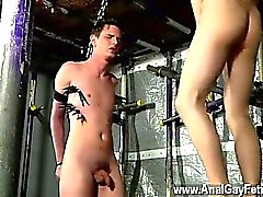 Twink movie of Punishing The Sexy New