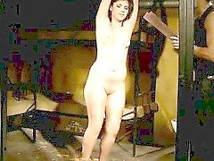 La punizione Geile figa