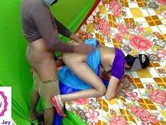 Hot Bhabhi indiano Sex Video MMS Bhabhi Ki Chudai Saree cazzo trapelato video