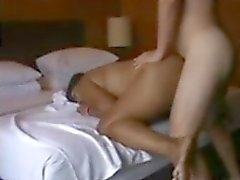 Amateur Thai Asian Prostituierte Ruft Anal gefickt von American Tourist In Motel