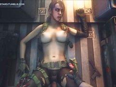 Quiet (Metal Gear) SFM Collection