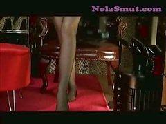 Reggicalze in linea Sexy Legs maestra Viviana
