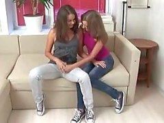 Lesbische kont spelen