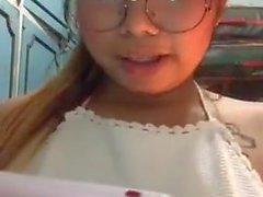 Braless Facebook Filipino Teen