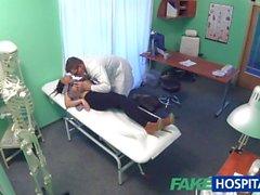 FakeHospital Lämmin Tattoo Kärsivällinen kovetettu kova kalu hoitoa