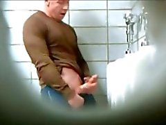 branleur l'urinoir