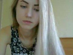 Super sexy cheveux longs blonde, cheveux longs, cheveux