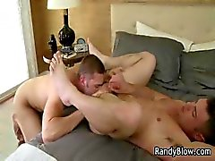 Gay clips of Ash and Nick fuck and suck part6