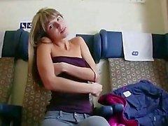 Cute ragazza Repubblica di Gina Gerson il sesso per di cassa