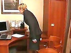 Arrapati i russi Cazzo In Un Ufficio