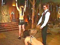 Twee slave voor de master