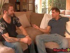 Onun ilk eşcinsel eşek lanet part6 içinde evli bir adam