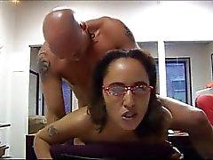 Gedwongen seks in het kantoor