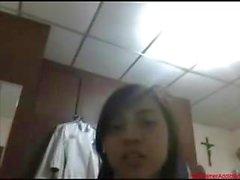 # 0381 - Skype girl s'amuser