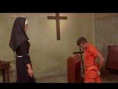 Nun with a surprise