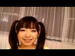 Mihiro amatör asiatiska bruden avsugningar