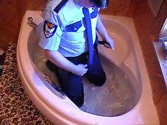 La sicurezza funzionari vasca