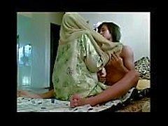 Indonésien Hijab Fille