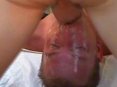 Meilleur Cock Deepthroat Extreme Gag Scènes