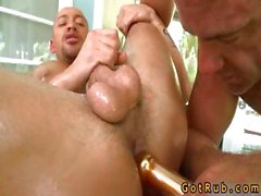 Latin hunk gets rimmed and fucked part5