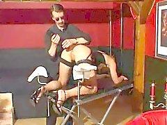 Livello di difficoltà Inculata con pugni German il BDSM AFM-