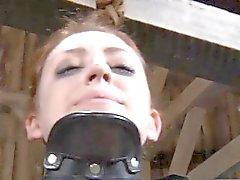 castigo facciali e il figa per splendido Hottie