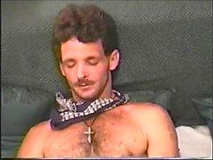 behaarte Redneck Ficker - Szene 1