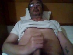 spanish daddy wanking
