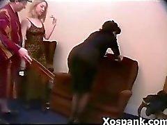 Crépus Erotic rythmique Fessée de Jeux La
