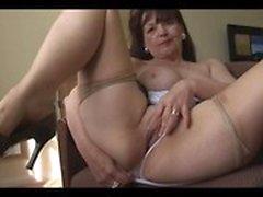 Любительский зрелый секс