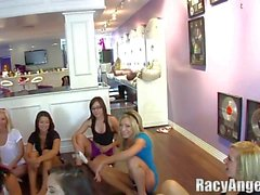 Foot Fetish Party 02 Kristina Rose, Monique Alexander, Charley Chase, Amy Brooke, Sinn Sage