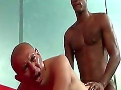 Antonio Moreno & Billy lungo Interracial Anal cam