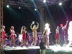 Concurso de nudez Koversade