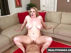 RealityKings - Big Naturals - Bruno Dickenz Maggie Green - A