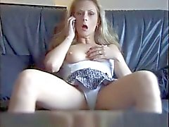Blonde amateur mčre Phonesex