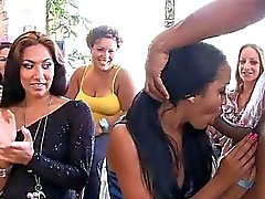 Essas meninas adorar o nosso Dick