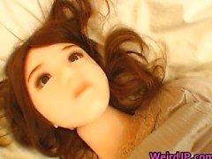Fanciulli giapponesi Super hot fanno del sesso bizzarra