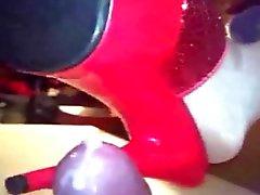 LGH - Alman shoejob mit Yaylası Topuklar