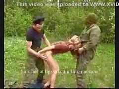 Sexuelle Nötigung Im Freien