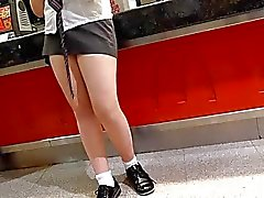 Bare Candid Legs - BCL # 238