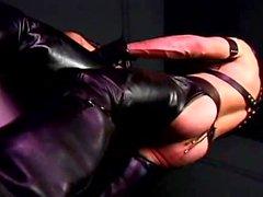 A chambre noire deux Maan pour le cuir