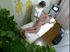 Шпионит на японском массаж