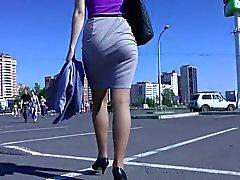 Hämmästyttävä Skirt Ryöstösaalis Kävelymatkan