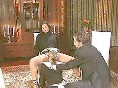 Ricchi Madonna La sua pulizia e maggiordomo scopata