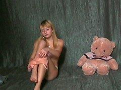 Marinası ( oyuncak ayı ile )