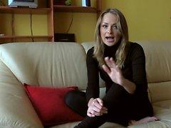 Quest per la Grida - Ukranian megera di Ivana dello zucchero in mostre personali erotiche
