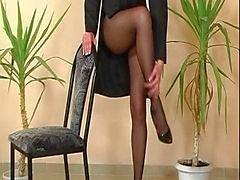 Toinen klassinen sukkahousut kela